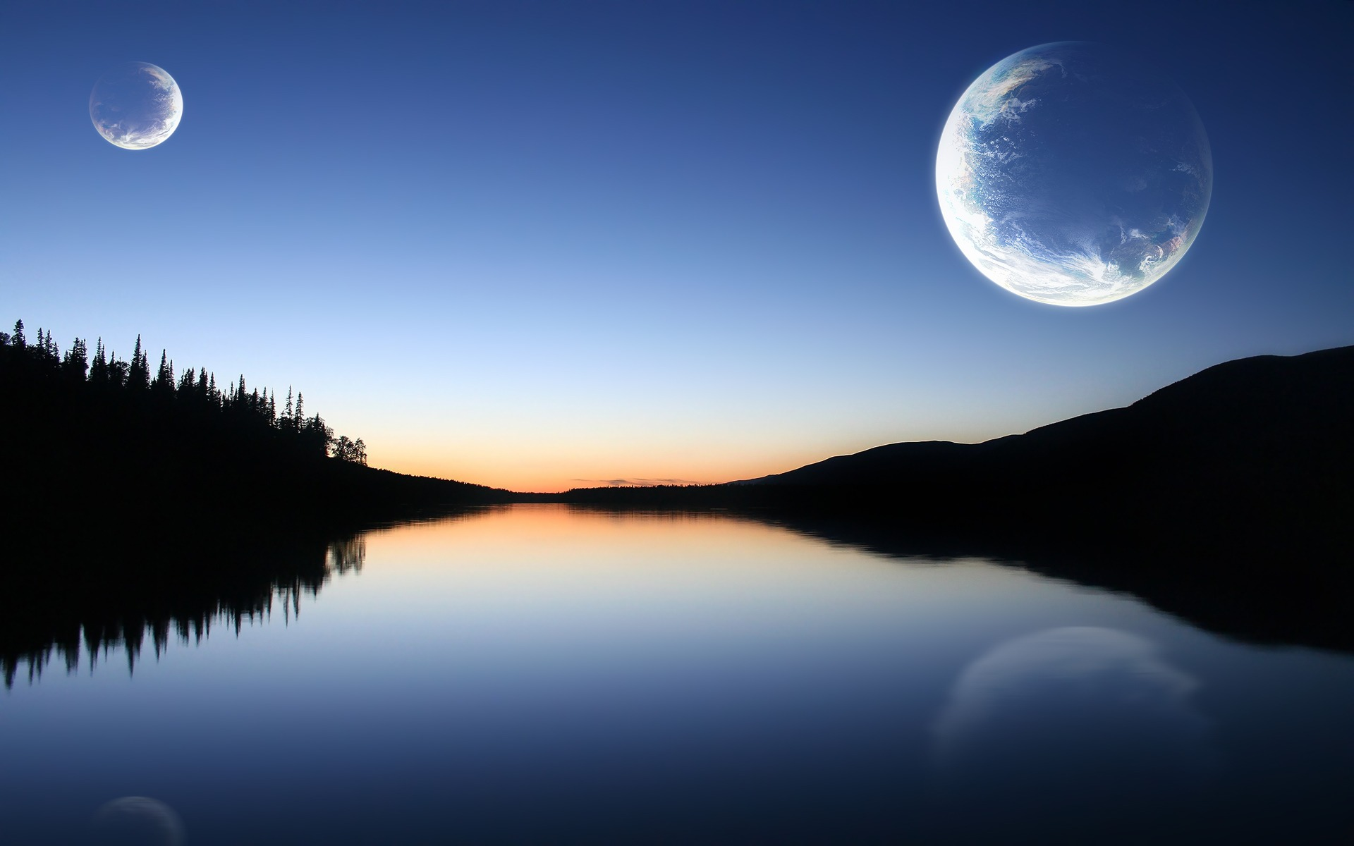 Divine Origin and Sacred History: Earth's Two Moons ...